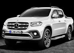 Mercedes ilk pikapını təqdim edib - FOTO