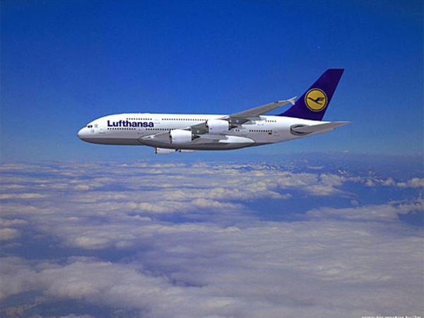 """Münhendən uçan """"Lufthansa"""" təyyarəsi Kiprdə məcburi endi - Səbəb qəhvə - YENİLƏNİB"""