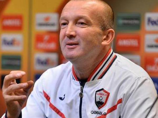"""Roman Qriqorçuk: """"Futbolçularımla fəxr edir, onları sevirəm"""""""