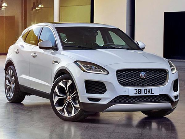Jaguar-dan yeni krossover - FOTO