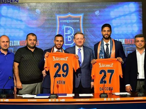 """""""İstanbul Başakşehir""""dən daha 2 transfer"""