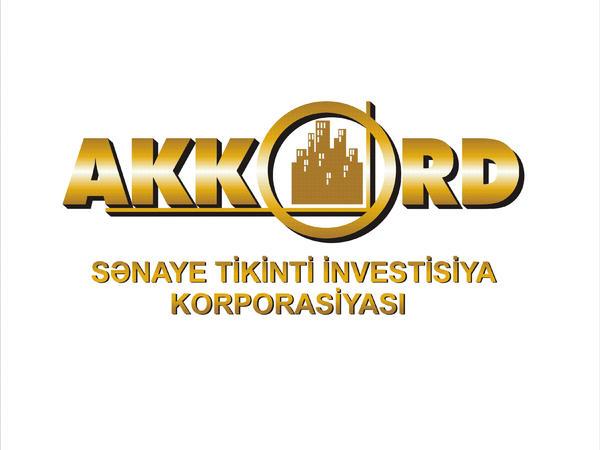 """""""Akkord"""" Korporasiyası Qazaxıstan Respublikasında 70.000.000 dollarlıq tenderin qalibi oldu"""