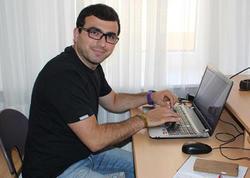 Almaniya qaçıb gizlənmiş azərbaycanlı jurnalisti deportasiya edir