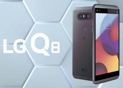 LG Q8 smartfonu təqdim edilib