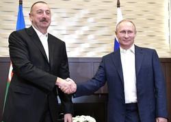 """""""Putinin prezident İlham Əliyevlə görüşdə dediyi cümlələrdə böyük yük var"""" - Ekspert"""