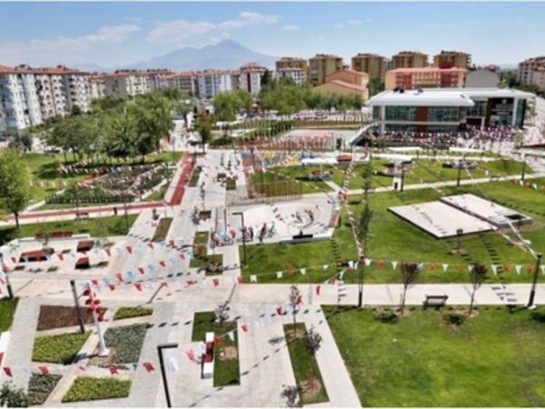 """Türkiyədə """"Qarabağ"""" parkı açıldı"""