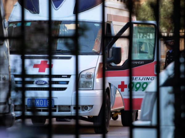 """Çində tikinti kranı aşdı: <span class=""""color_red"""">7 ölü</span>"""