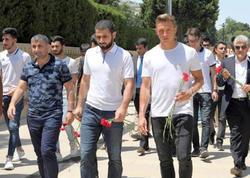 """""""Qarabağ""""ın yeni transferi Ağdamın işğalından yazdı - FOTO"""