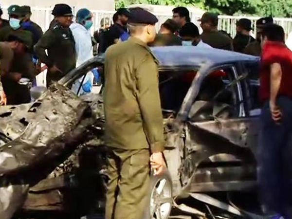 Pakistanda partlayış: 25 ölü, 53 yaralı - YENİLƏNİB - FOTO