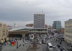 Bakıda vağzalın ətrafı və metro stansiyalarının giriş-çıxışı nəzarətə götürülüb