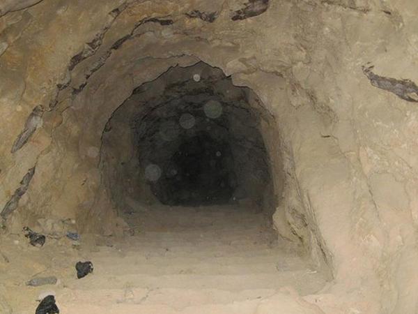 Türkiyədən Suriyaya uzanan tunel tapıldı