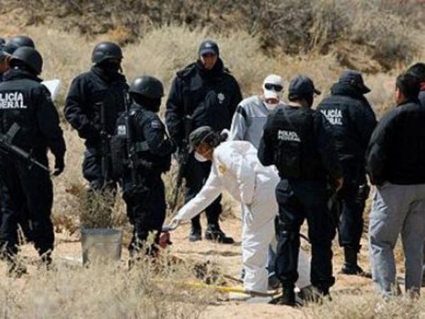 Meksikada korrupsiyada şübhəli bilinən 45 polis saxlanılıb