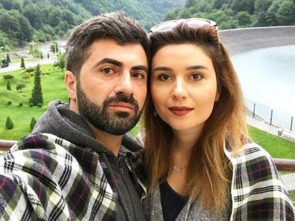 Zaur və Günay Gürcüstanda dincəlir - FOTOlar