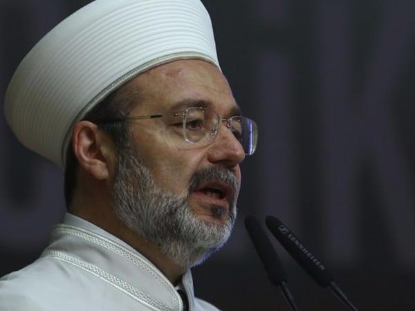 Türkiyənin Dini İşlər İdarəsinin sədri istefa verəcək