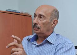 """Zərdüşt Əlizadə: """"Çingiz Abdullayevin yazdıqları ədəbiyyat deyil"""" - FOTO"""