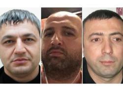 """Rusiya bu 3 azərbaycanlı """"qanuni oğru""""nu axtarır - FOTO"""