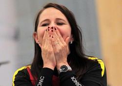 Almaniyalı idmançı Bakıda tapança ilə güllə atıcılığı yarışının qalibi oldu