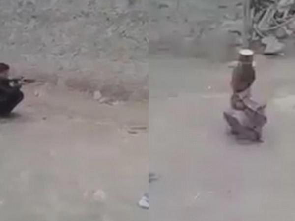 İki uşağın ölüm oyunu şoka saldı - VİDEO - FOTO