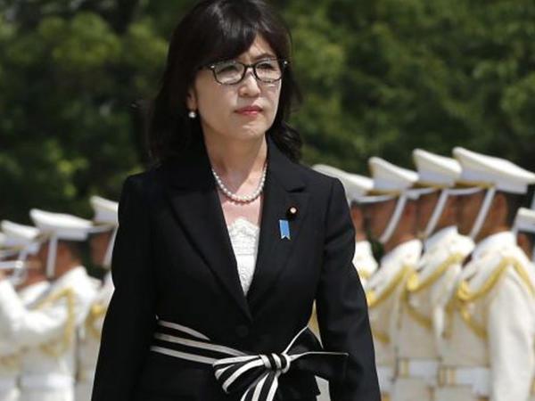 Yaponiyanın müdafiə naziri istefa verdi