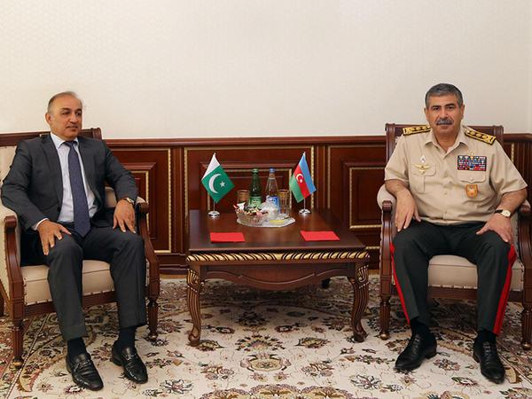 Pakistan Azərbaycana yeni hərbi attaşe təyin etdi - FOTO