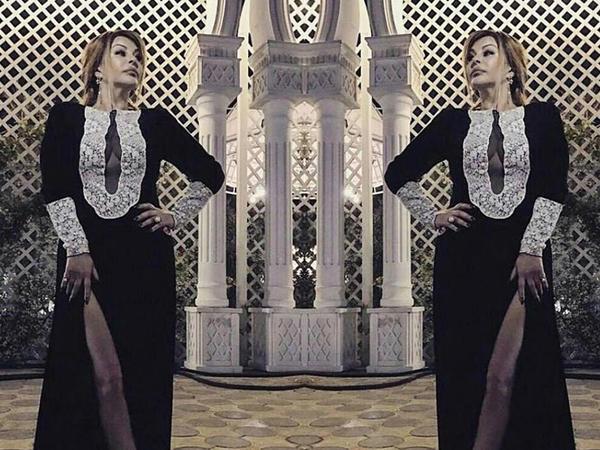 """Aygün Kazımova ilə modelyer arasında qalmaqal: <span class=""""color_red"""">""""Haqqımı halal etmirəm"""" - FOTO</span>"""