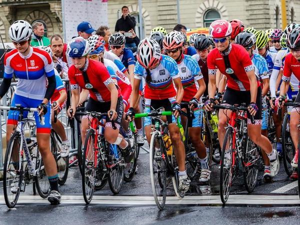 Yeniyetmələrin Avropa Olimpiya Festivalında velosiped yarışları başa çatıb - FOTO