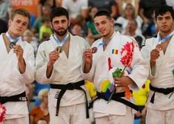 Cüdoçularımız daha bir medal qazanıblar - FOTO