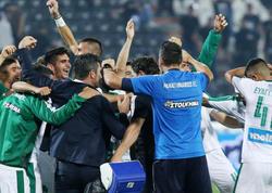 """""""Panathinaikos""""un heyətində ciddi itki"""