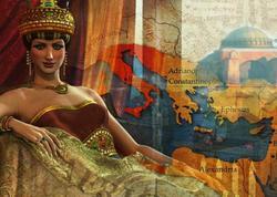 Dindar imperator və dövləti idarə edən FAHİŞƏ - FOTO