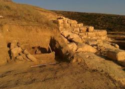 Ermənilər Ağdamda qanunsuz arxeoloji qazıntı işləri aparırlar - FOTO
