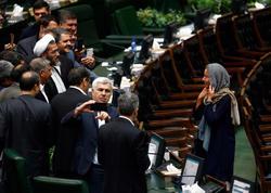 İranlı deputatların Mogeriniyə diqqəti lağlağıya səbəb oldu - FOTO