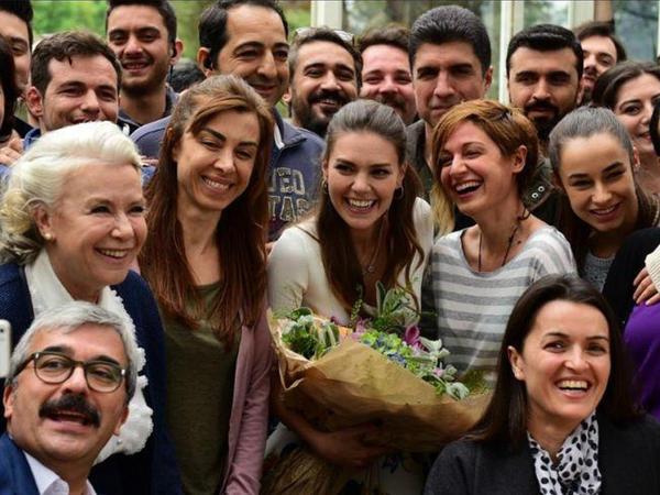 """Daha bir aktyor """"İstanbullu gəlin""""ə daxil oldu - FOTO"""