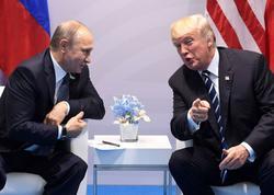 Putin Trampla telefonla danışdı