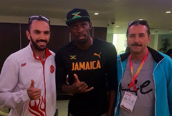 Useyn Bolt Ramili unutmadı