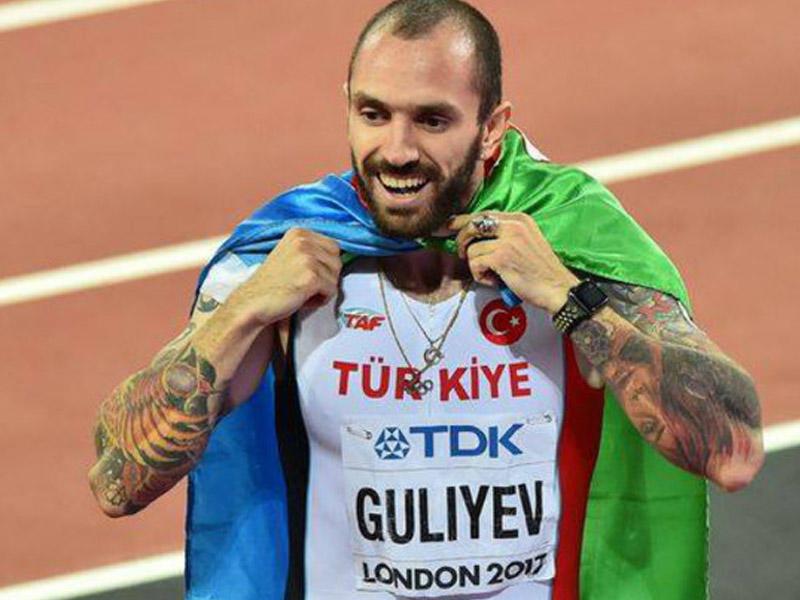 Ramil Quliyev qitələrarası dünya çempionatında ikinci oldu