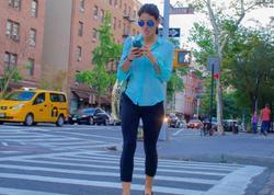 ABŞ-da telefondan istifadə edən piyadalar cərimələnəcəklər - FOTO