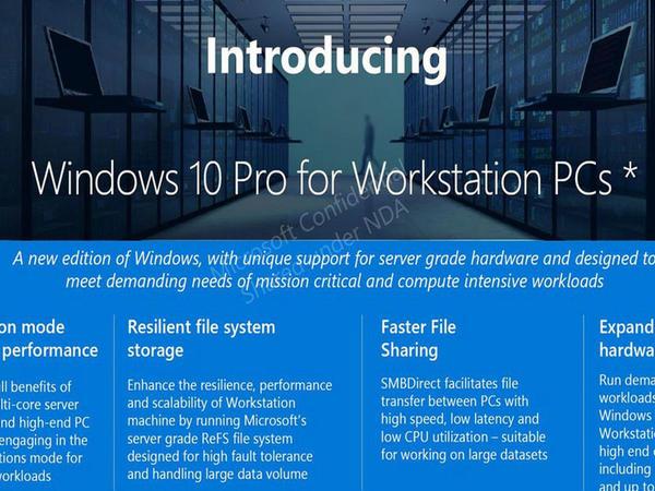 Windows 10-un yeni variantı hazırlandı