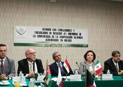 Mexikoda Dağlıq Qarabağ münaqişəsi İƏT-nın əsas prioritetlərindən biri adlandırıldı