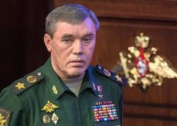Gerasimov Türkiyəyə gedəcək