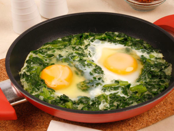 """Ispanaqlı yumurtanın - <span class=""""color_red"""">HAZIRLANMA QAYDASI</span>"""