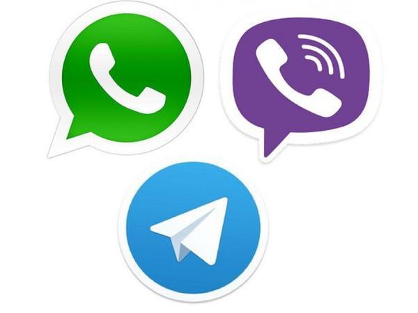 """""""WhatsApp"""", """"Viber"""" və """"Telegram"""" işlədənlərin nəzərinə"""
