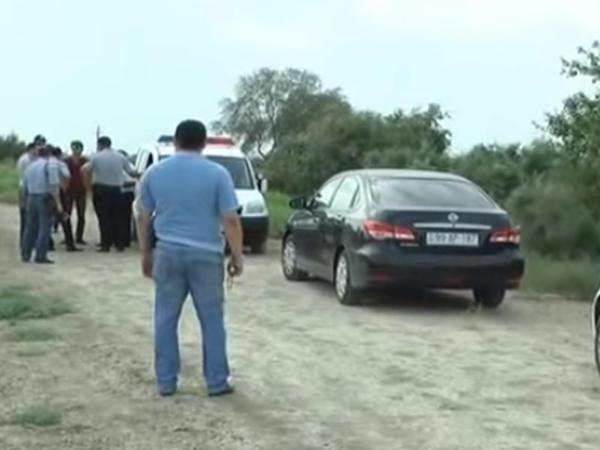 Şirvanda 36 yaşlı kişi qətlə yetirildi - VİDEO