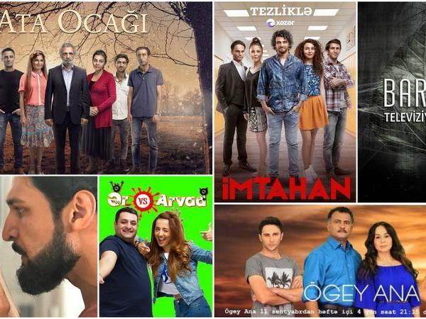 Yeni mövsümdə tamaşaçıları gözləyən yerli seriallar - SİYAHI