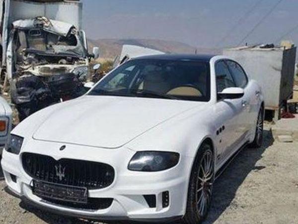 """Polis """"Maserati""""si cərimə meydançasına aparılan Rəşad Sadiqovdan rüşvət istəyib? - RƏSMİ"""