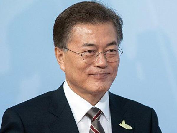 """Cənubi Koreya prezidenti: """"Koreya yarımadasında müharibə olmayacaq"""""""