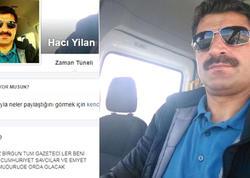 """Tələbə qızdan əl çəkməyən 8 uşaq atası: """"Bir gün məndən yazacaqlar"""" - FOTO"""