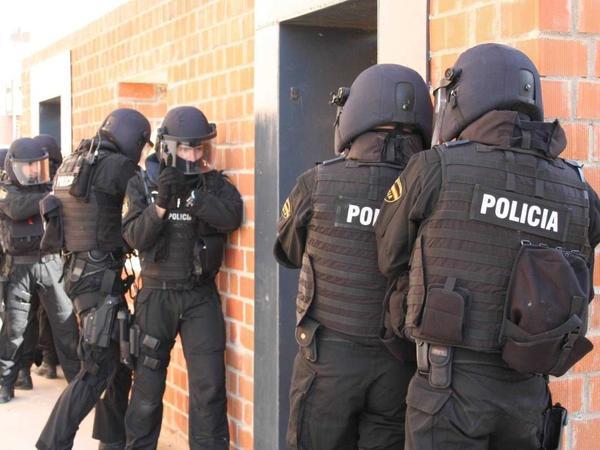 İspaniyada hücum hazırlayan 4 terrorçu məhv edilib