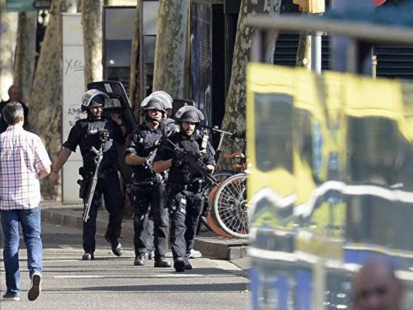 İspaniyada yaralanaraq saxlanılmış beşinci terrorçu ölüb