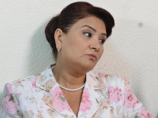 """Azərbaycanlı aktrisa: """"Ağlayıb-sızlamıram, öz dərdim özümə aiddir"""" - FOTO"""