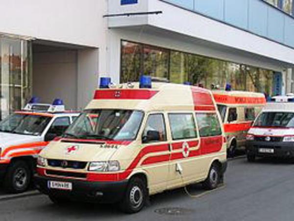 Avstriyada festival çadırı çökdü: 2 ölü